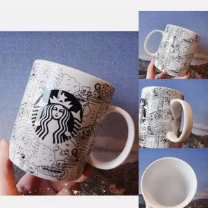 2020 Hot Starbucks Modern Coffee Mug